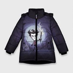 Куртка зимняя для девочки Wilson under the moon - фото 1