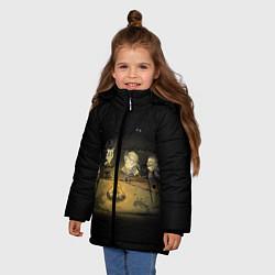 Куртка зимняя для девочки Don't Starve campfire - фото 2