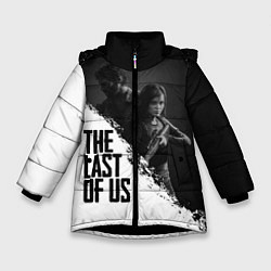 Зимняя куртка для девочки The Last of Us: White & Black
