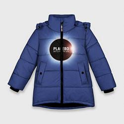 Куртка зимняя для девочки Batle for the sun цвета 3D-черный — фото 1