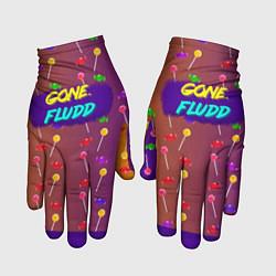 Перчатки Gone Fludd art 5 цвета 3D — фото 1