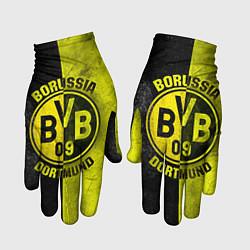 Перчатки Borussia Dortmund цвета 3D — фото 1