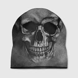 Шапка Череп цвета 3D — фото 1