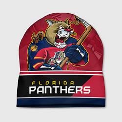 Шапка Florida Panthers цвета 3D — фото 1
