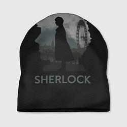 Шапка Sherlock World