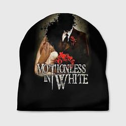 Шапка Motionless in White: Love цвета 3D — фото 1