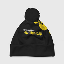 Шапка с помпоном Wu-Tang clan: The chronicles цвета 3D-черный — фото 1