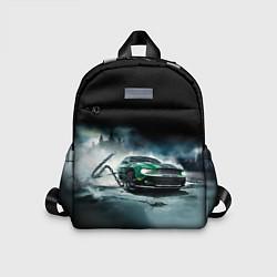 Детский рюкзак Призрачный Ford Mustang цвета 3D-принт — фото 1