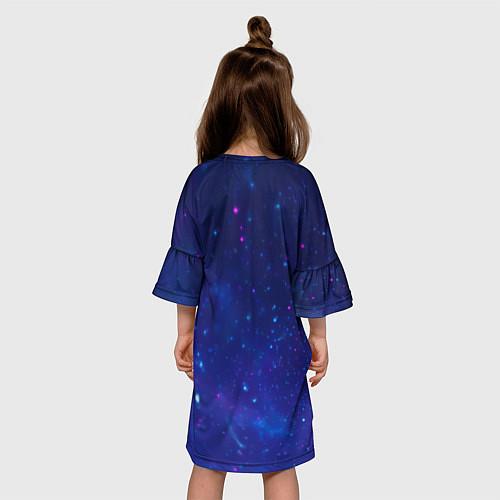 Детское платье Лев SWAG / 3D – фото 4
