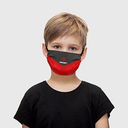 Маска для лица детская Gambit Gaming Uniform цвета 3D-принт — фото 1