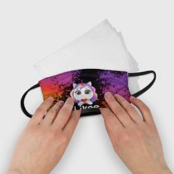 Детская защитная маска с принтом Likee LIKE Video, цвет: 3D, артикул: 10202259105919 — фото 2