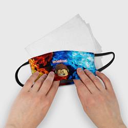 Маска для лица детская ROBLOX цвета 3D — фото 2