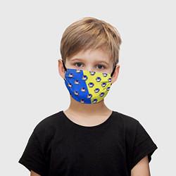 Детская маска для лица Sonic - Соник