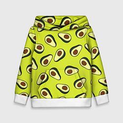Детская толстовка Стиль авокадо