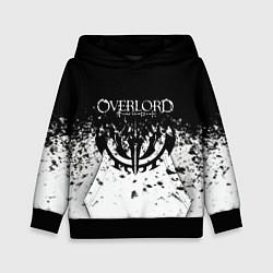 Толстовка-худи детская Overlord цвета 3D-черный — фото 1