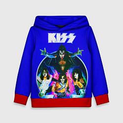 Детская толстовка Kiss Show