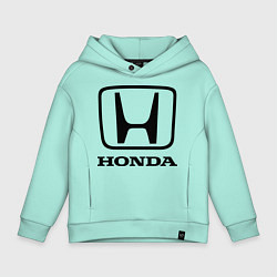 Детское худи оверсайз Honda logo