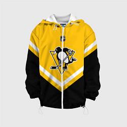 Куртка 3D с капюшоном для ребенка NHL: Pittsburgh Penguins - фото 1