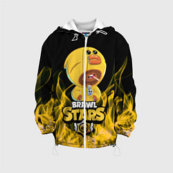 Детская куртка BRAWL STARS SALLY LEON