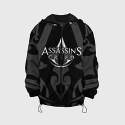 Детская 3D-куртка с капюшоном с принтом Assassin's Creed, цвет: 3D-черный, артикул: 10204949705458 — фото 1