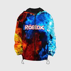 Куртка 3D с капюшоном для ребенка ROBLOX - фото 1