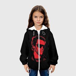Куртка с капюшоном детская The Terminator 1984 цвета 3D-белый — фото 2