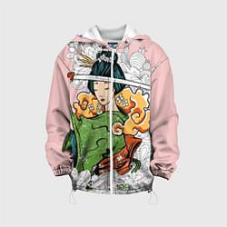Куртка 3D с капюшоном для ребенка Geisha 22 - фото 1
