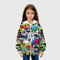 Куртка 3D с капюшоном для ребенка Bombing - фото 2