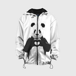 Детская куртка Panda Love