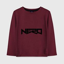 Детский лонгслив Nero