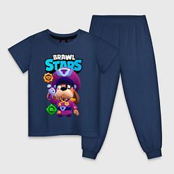Детская пижама Генерал Гавс brawl stars
