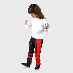 Брюки детские МАЗ цвета 3D — фото 2