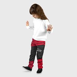 Брюки детские Jaguar: Red Sport цвета 3D — фото 2