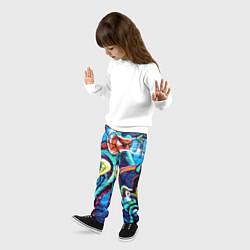 Брюки детские Street Fashion цвета 3D — фото 2