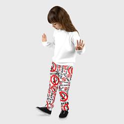 Брюки детские Без Баб! цвета 3D — фото 2