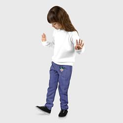 Брюки детские Joker цвета 3D-принт — фото 2