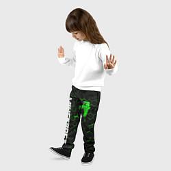 Брюки детские MINECRAFT цвета 3D — фото 2
