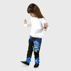 Брюки детские Leon Wolf цвета 3D — фото 2