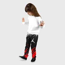 Брюки детские MICHAEL JORDAN AIR цвета 3D-принт — фото 2