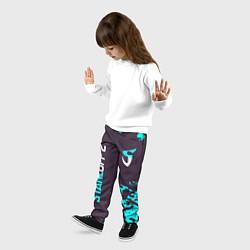 Брюки детские STANDOFF 2 СТАНДОФФ 2 цвета 3D — фото 2