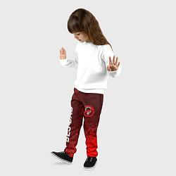 Брюки детские БЕЗ БАБ цвета 3D-принт — фото 2