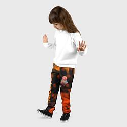 Брюки детские FALL GUYS HALF-LIFE ФОЛ ГАЙС цвета 3D — фото 2