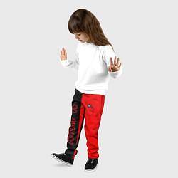 Брюки детские Among Us В кармашке цвета 3D — фото 2