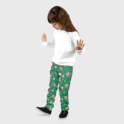 Брюки детские Белоснежка цвета 3D-принт — фото 2