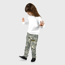 Брюки детские O I + цвета 3D — фото 2