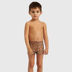 Плавки для мальчика Жираф цвета 3D — фото 2