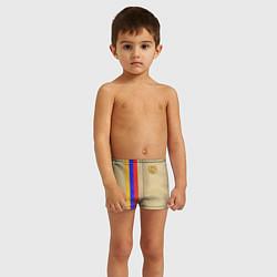 Плавки для мальчика Armenia Style цвета 3D — фото 2