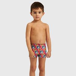 Плавки для мальчика Белоснежка цвета 3D — фото 2