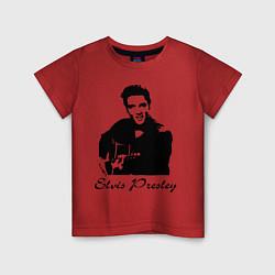 Детская футболка Elvis Presley