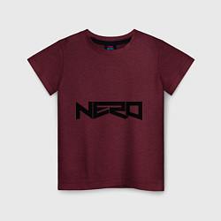 Детская футболка Nero